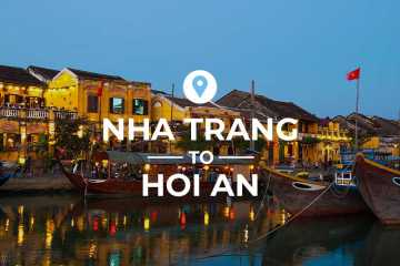 Nha Trang to Hoi An cover image