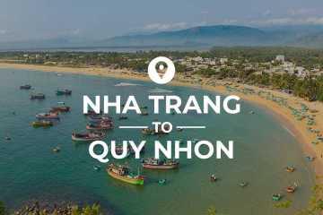 Nha Trang to Quy Nhon cover image