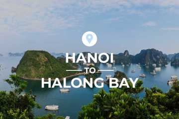 Hanoi to Halong Bay cover image