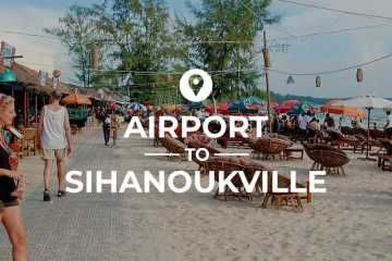Sihanoukville Airport cover image