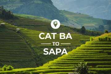 Cat Ba to Sa Pa cover image