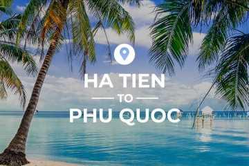 Ha Tien Ferry port cover image