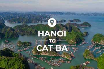 Hanoi to Cat Ba cover image