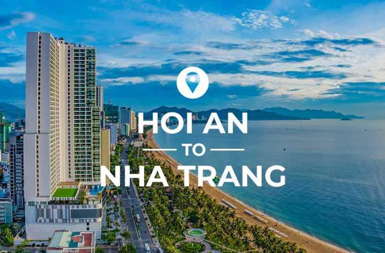 Hoi An to Nha Trang cover image