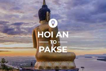 Hoi An to Pakse cover image