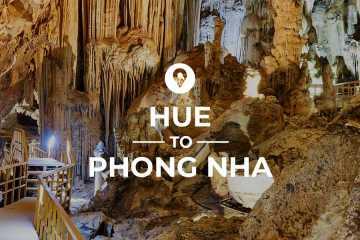 Hue to Phong Nha cover image