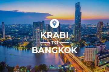 KRabi to Bangkok cover image