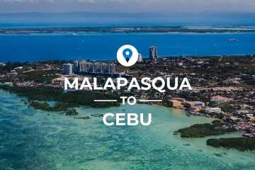 Malapascua to Cebu cove rimage