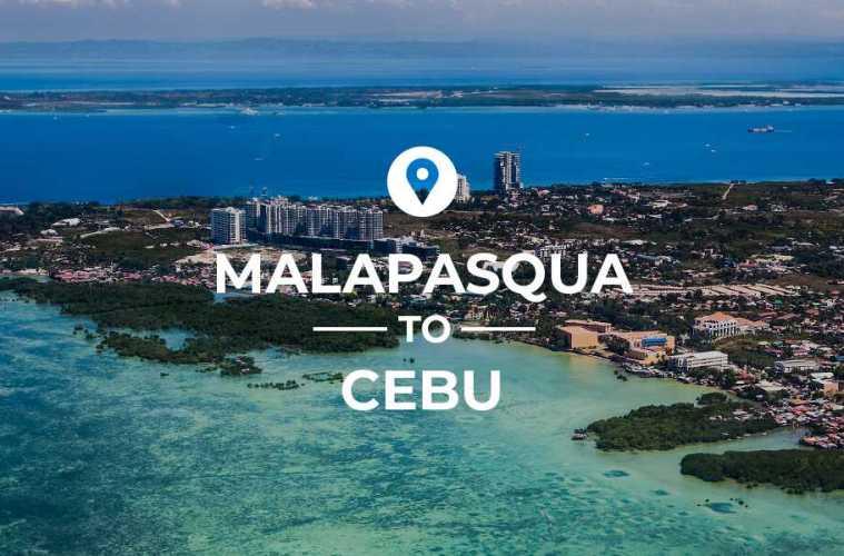 Malapascua to Cebu cove rimage