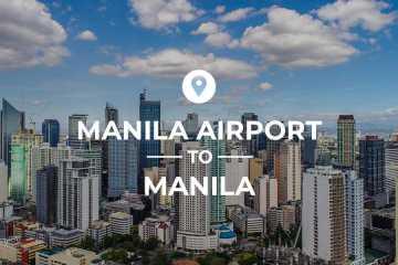 Manila airport cover image