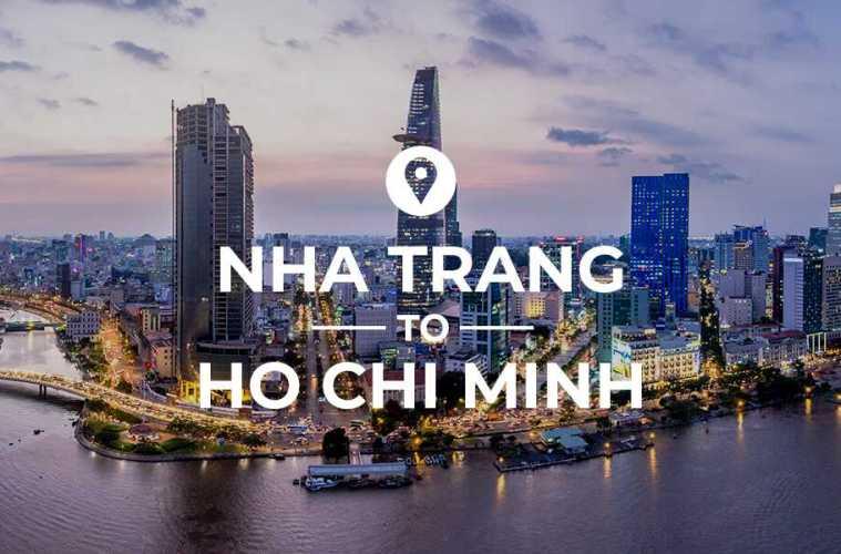 Nha Trang to Ho Chi Minh cover image