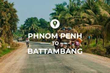 Phnom Penh to Battambang cover image