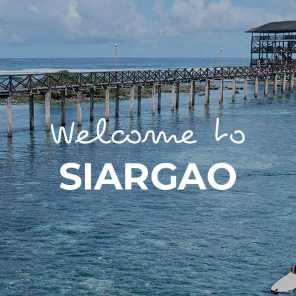 Siargao cover image