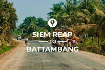 Siem Reap to Battambang cover image