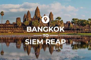 Bangkok to Siem Reap cover image