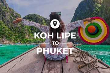 Koh Lipe to Phuket coverimage