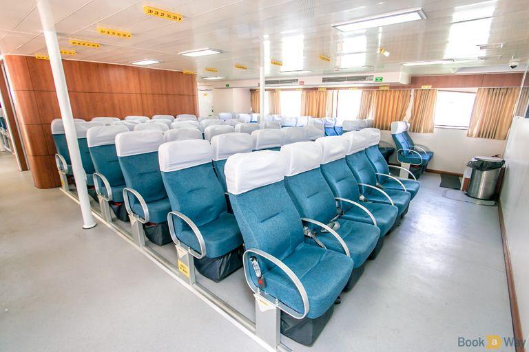 Jomalia high-speed ferry el nido to coron
