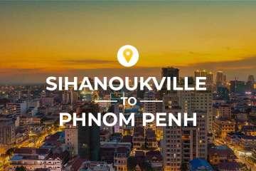 Sihanoukville to Phnom Penh bus guide