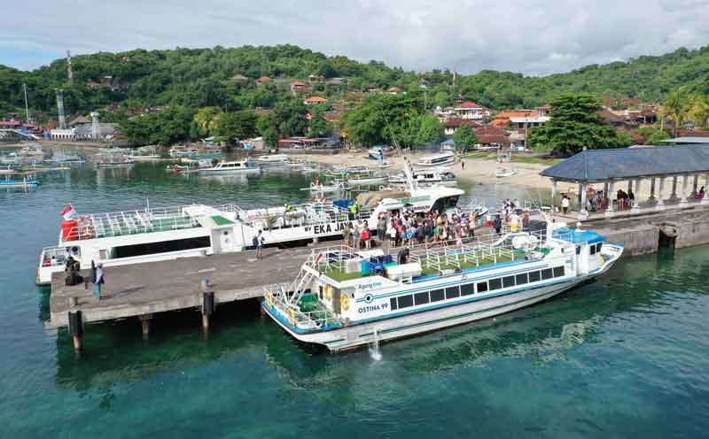 Ferries from Bali to Gili Islands