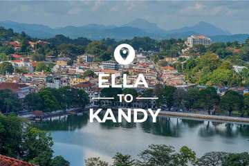 Ella to Kandy cover image