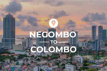 Negombo to Colombo Cover image