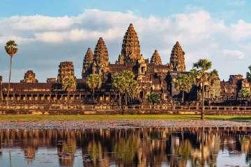 Cambodia Angkor Wat Siem Reap