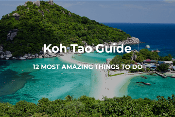 Things to do in Koh Tao guide