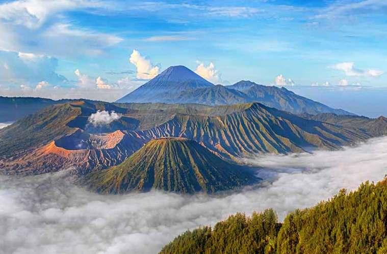 Bromo - Indonesia