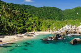 Tayrona National Park - Colombia