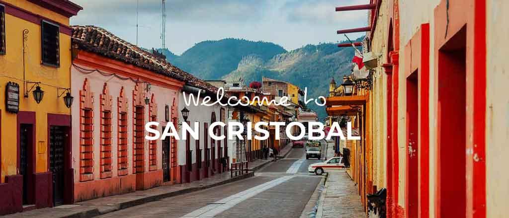 San Cristobal Mexico