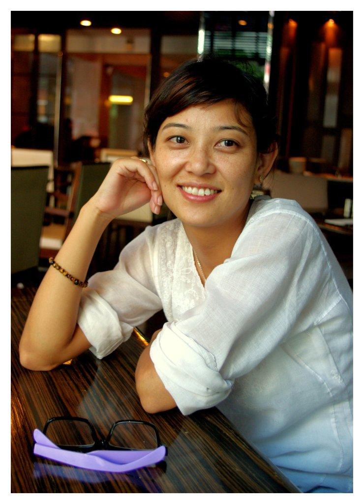Jasmine Gurung
