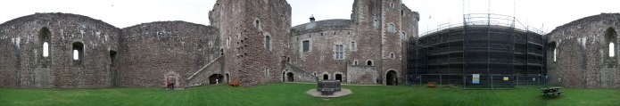 Dhoon Castle - Scotland