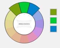 color-Analogous