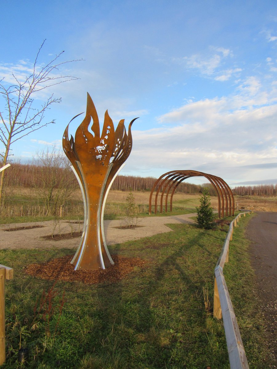 Memorial Garden Friends Of Gedling Country Park
