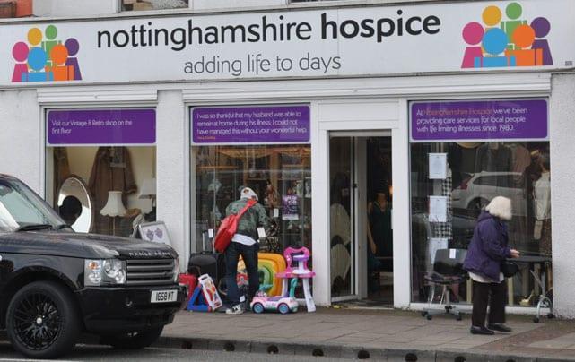 Nottinghamshire-Hospice