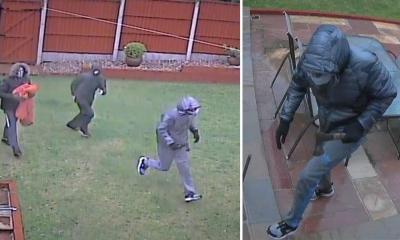 Gedling-burglars