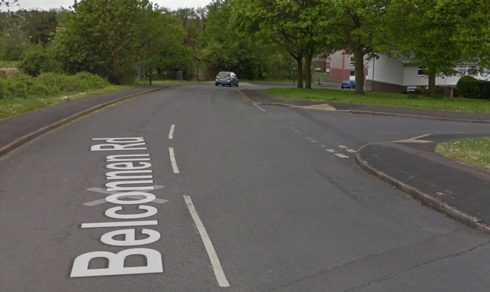 Belconnen-Road