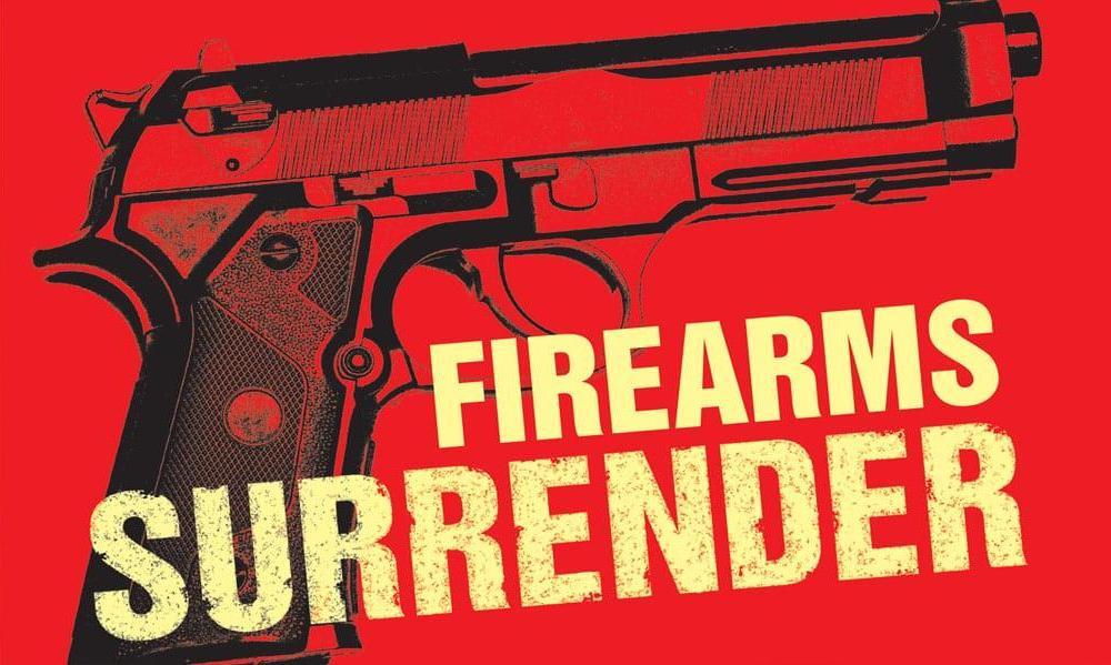 Firearms_surrender