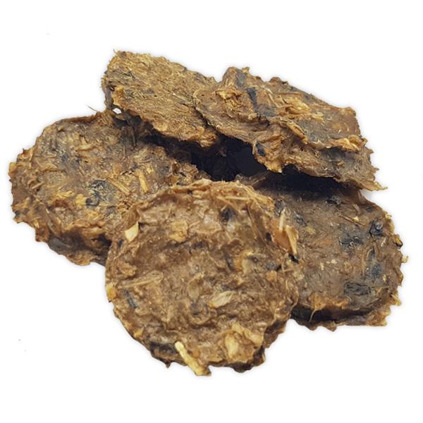 Mini kabeljauwburgers (100 gram)