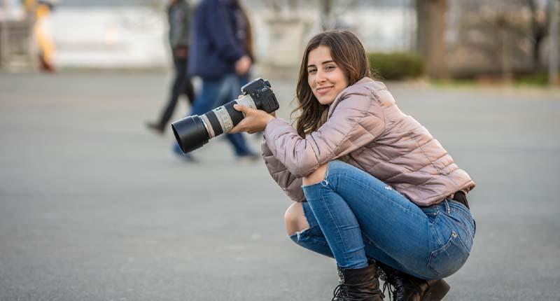 Hire Professional Photographer