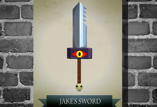 Nicholas Hyde – Adventure Time Swords