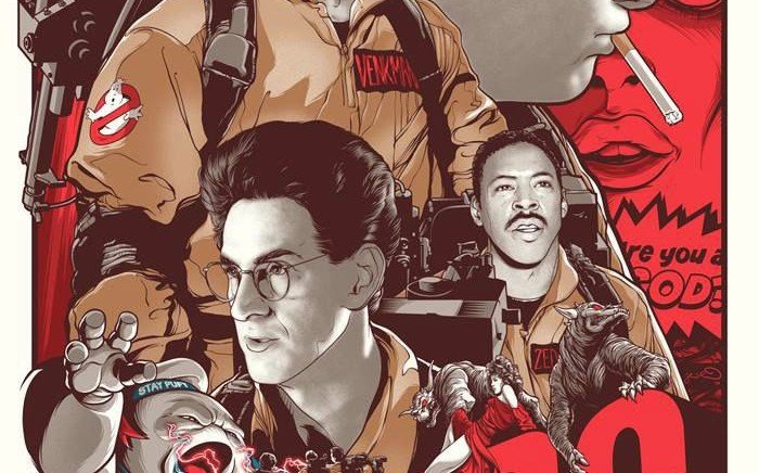 Gallery 1988 – Ghostbusters 30th Anniversary Art Show