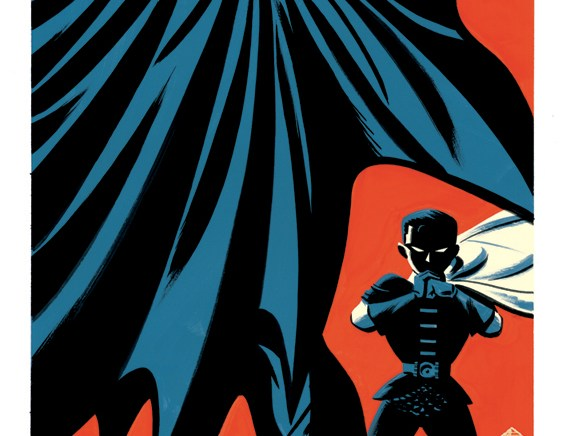 One Year of Batman Project – Batman and Robin by Michael Cho ON SALE