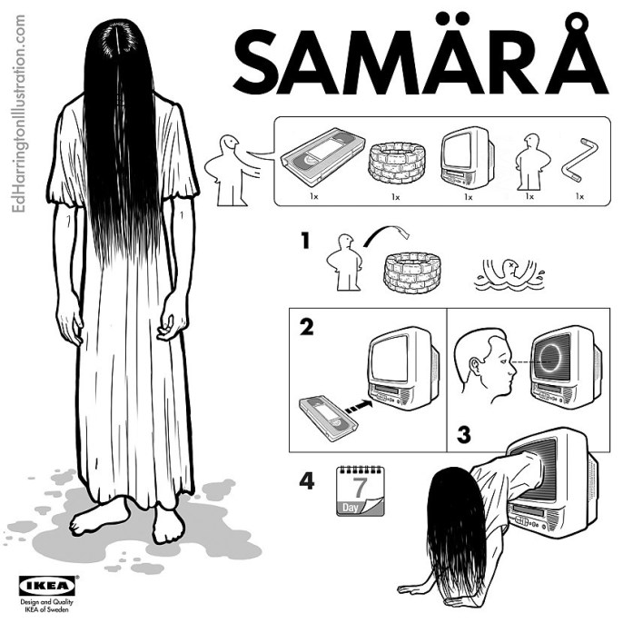 Ed Harrington - Pop Culture Ikea Samara