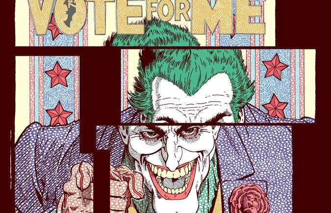 One Year of Batman – Vote For Me by FugScreens Studios On Sale Today