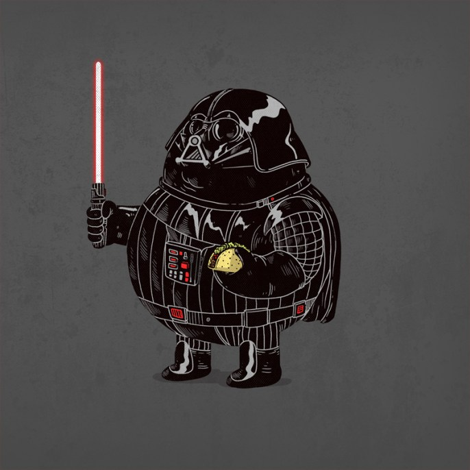 Alex Solis - The Famous Chunkies Vader