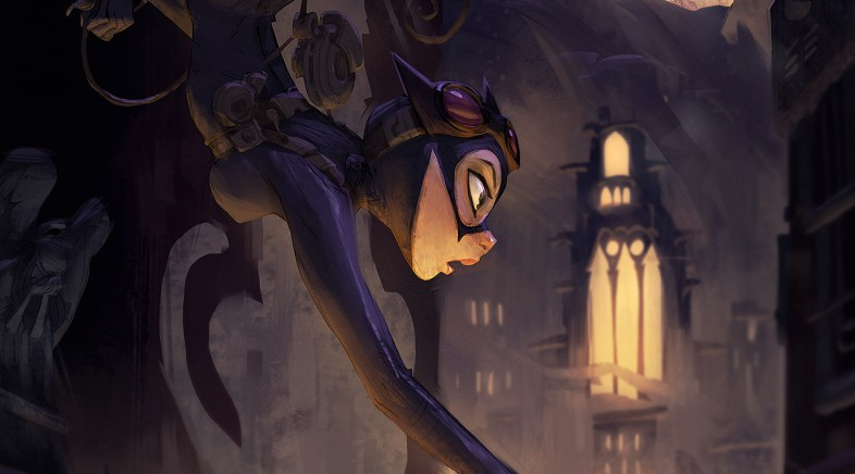 Ben Caldwell and Johannes Helgeson – Catwoman