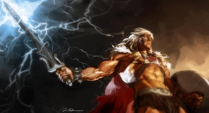 Gerald Parel - Masters of the Universe
