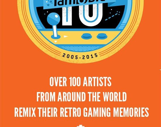 I Am 8 Bit 10 Years Anniversary Art Show
