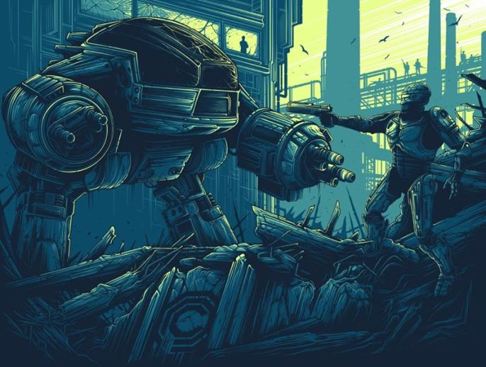 Dan Mumford - Protect the innocent, Uphold the law